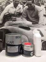 Peinture Carrosserie: Apprêt garnissant BESACAR + durc + diluant = 0,75 L (1 kg)