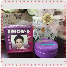 2 Renow-D Facial Cream Reduce Blemishes Pimples Acne Spots