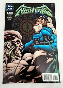 DC Comics NIGHTWING Issue #8 (1996)  by Chuck Dixon NM