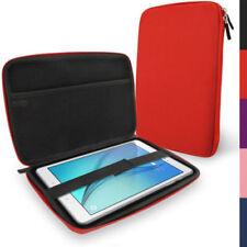 """Custodie e copritastiera rossi per tablet ed eBook per Samsung Dimensioni compatibili 9.7"""""""