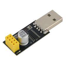 ESP8266 ADAPTADOR USB MODULE ADAPTER PLATE UART ARDUINO ADAPTATEUR WIFI CH340