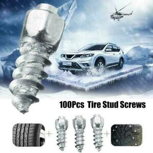 9/12mm Carbide Screws in Tire Stud Spikes with Steel Body For Car/Truck/ATV S1K9