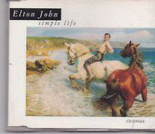 Elton John-Simple Life cd maxi single