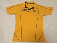 Kooga Rugby Australia Wallabies 2011 World Cup Jersey Size Large Pre-owned