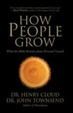 How People Grow by Henry Cloud and John Townsend. Good condition w/underlining
