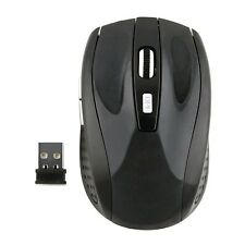 USB 2.4GHz Wireless Cordless Mouse Mice Optical Scroll For PC Laptop Computer