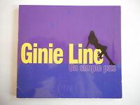 GINIE LINE : UN SIMPLE PAS (promo et remix) [ CD-MAXI PORT GRATUIT ]
