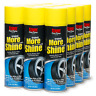 24 Cans Stoner More Shine Less Time Tire Gloss Dressing Auto Detailing