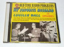 """Old time radio shows-in MP3 format-""""My favorite Husband"""" 58 Episodes-Lucille Bal"""