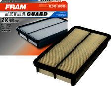 Air Filter-VIN: 6 Fram CA6395