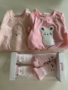 Seed Baby Girl 0-3 Months Bundle BNWT