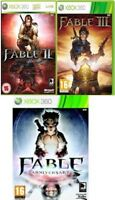 FABLE Xbox 360 - Xbox one - Assorted Mint - Same Day Dispatch via Fast Delivery
