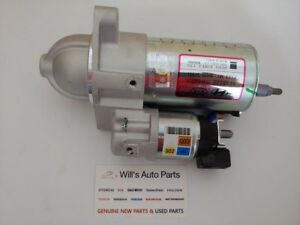 KIA SORENTO  2011-2015  GENUINE BRAND NEW STARTER / START MOTOR