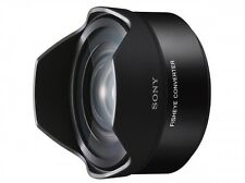 New SONY VCL-ECF2 Fisheye Converter for E 16mm F2.8, E 20mm F2.8 Japan