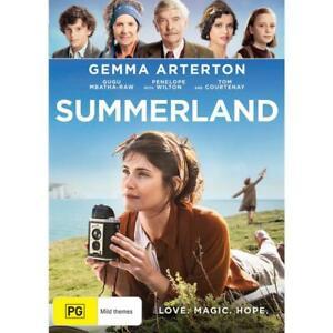 Summerland LESBIAN DVD New Release 2021 Gemma Arterton R4 FREE POST