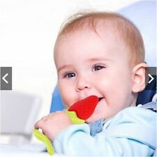 Baby Soft Silicone Fruits Teether Toy