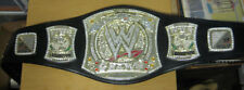 "WWE Champion Wrestling Adult Size Belt Spinning ""W"""