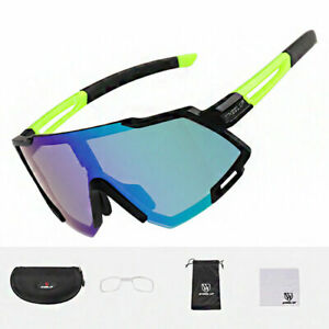 Wheel Up Anti-UV400 Sunglasses For Sports Cycling and Running For Men and Women