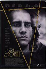 BENT Movie POSTER 27x40 Clive Owen Lothaire Bluteau Ian McKellen Nikolaj