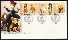 Australia 1997 Dolls & Bears APM30030 First Day Cover