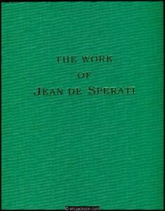 British Philatelic Association. The Work of Jean De Sperati.