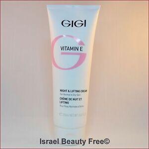 Gigi Vitamin E Night & Lifting Cream 250ml
