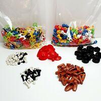 Huge Lot Matchbox Linkits Vintage Construction Toys Retro - Kids Building Bricks