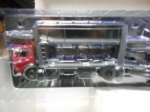 MAN 19.320 CAR TRANSPORTER WITH TRAILER 1970 IXO TTRX007 1:43