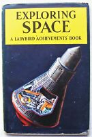 Vintage Ladybird Book – Exploring Space with DJ – 601 – 2'6 First Edition – Good