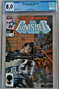 ***The Punisher Limited Series #2***