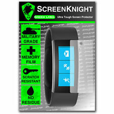 Screenknight Microsoft Band 2 FRONT SCREEN PROTECTOR invisibile SCUDO MILITARE