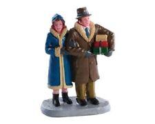 Lemax / 82611 / Christmas Couple / Weihnachtsdorf / Weihnachtsfiguren