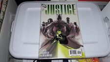 Justice (2005); 1, 2, 3, 4, 5, 6, 7, 8, 9, 10, 11, 12; 14 issue set/run; Ross