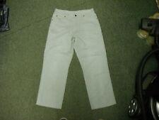 """Wrangler Ohio Jeans Waist 34"""" Leg 27"""" Faded Light Green Mens Jeans"""