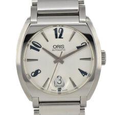 ORIS Frank Sinatra 733 7570 4061M Silver Dial Automatic Men's Watch E#94257