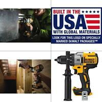 20-Volt MAX XR Lithium-Ion Cordless 1/2 in. Premium Brushless Drill Driver (Too