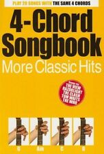 4-Chord Songbook - More Classic Hits, New, Wise Publications Book