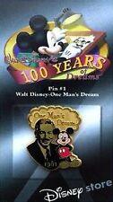 Disney 100 Years of Dreams Pins: Week 1 - Pin #1