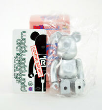 Medicom Bearbrick S19 Series 19 Secret be@rbrick 1/192 Chase Orange Range Silver