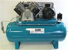 Kompressor Kompressoren 1250/250-11 Motor 7,5 KW