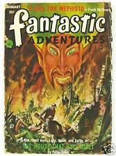 FANTASTIC ADVENTURES-January 1953-Zif Davis Publishing