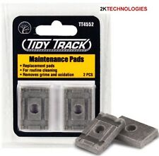 Woodland Tidy Track TT4552 Spare Parts - 2 x Maintenance Pads - 1st Class Post