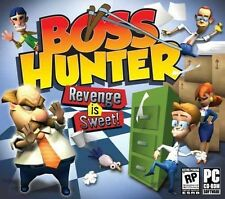 Video Game PC Boss Hunter Revenge is Sweet NEW SEALED