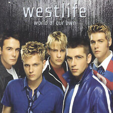 World of Our Own Westlife Audio CD