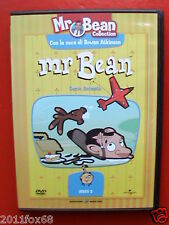 Mr Bean Collection Serie Animata Rowan Atkinson DVD N°3 usato 8 Episodi 90Minuti