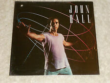 JOHN HALL  John Hall 1978  LP SEALED CUTOUT HOLE