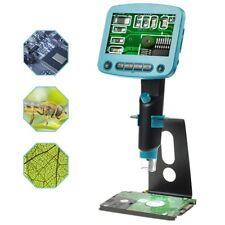 DM01 4.3 Inch LCD Screen HD 5.0MP 800X Portable USB Digital LCD Microscope