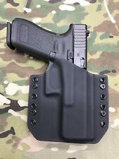 Black Kydex Holster for Glock 17 22 31