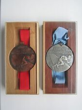 1970-71 RUSSIA / ESTONIA ,ESTONIAN BASKETBALL CHAMPIONSHIP,MEDALS in BOX