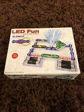 Elenco Snap Circuits LED Fun New